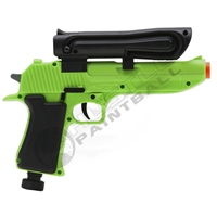 JT US-50 Semi-Automatic Paintball Pistol - Green