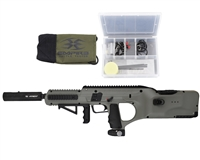 Empire BT D*Fender Paintball Marker with Integrated Loader - Army Green