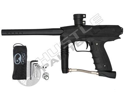 GOG Paintball eNMEy Marker - Jet Black