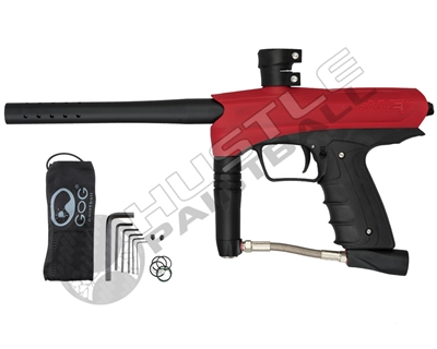 GOG Paintball eNMEy Marker - Racer Red