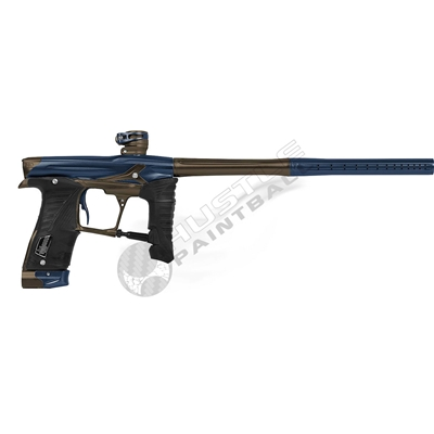 Planet Eclipse Geo3.5 Paintball Gun - Charge3/Combat3 - Blue/Brown