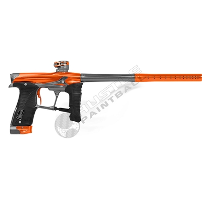 Planet Eclipse Geo3.5 Paintball Gun - Orangblutang/Charge3 - Orange/Grey
