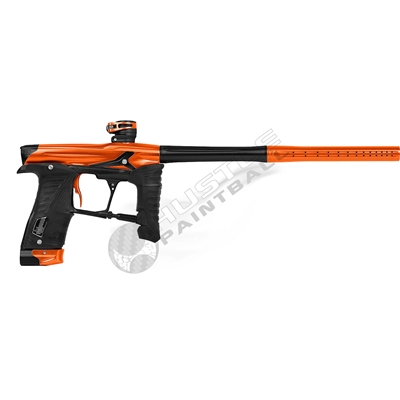 Planet Eclipse Geo3.5 Paintball Gun - Orangblutang/Midnight - Orange/Black