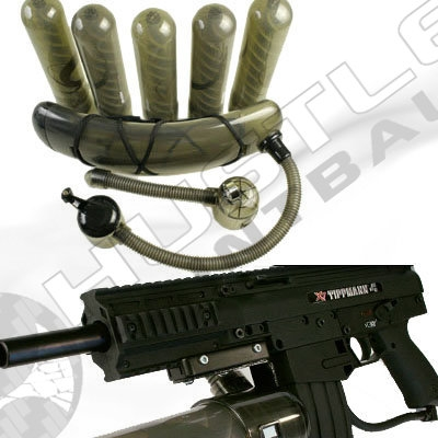 Q Loader Q-Loaded 500 Tippmann X7 Gun Package