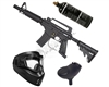 Tippmann US Army Alpha Black Tactical E-Grip Super Pack