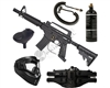 Tippmann US Army Alpha Black Tactical E-Grip Mega Pack