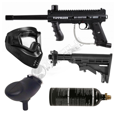 Tippmann 98 Custom ACT Infantry Pack