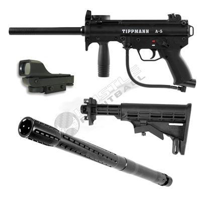 Tippmann A5 Response Trigger Deluxe Pack