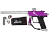 Azodin Blitz III Electronic Paintball Marker - Purple/Silver