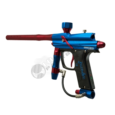 Azodin Blitz Evo - Blue/Red