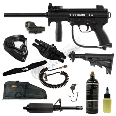 Tippmann A5 Military Pack