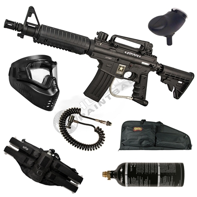 Tippmann US Army Alpha Black Tactical Juggernaut Pack