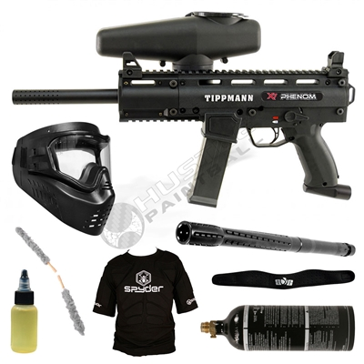 Tippmann X7 Phenom Mechanical Riot Pack