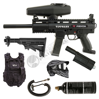 Tippmann X7 Phenom Mechanical Storm Pack