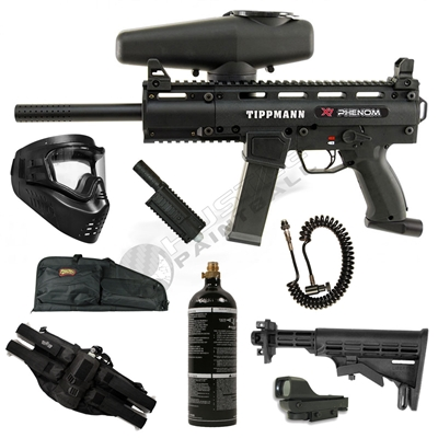 Tippmann X7 Phenom Mechanical Raider Pack