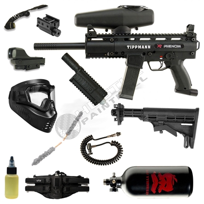 Tippmann X7 Phenom Mechanical Giant N2 Pack
