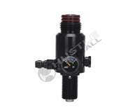 Ninja Paintball 4500 PSI Ultralight Regulator - Aluminum Bonnet with Nano Gauge