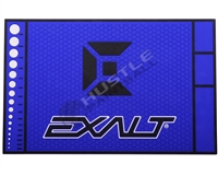 Exalt Paintball HD Rubber Tech Mat w/ O-Ring Sizer