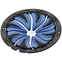 Dye Precision Rotor Quick Feed - Black/Blue