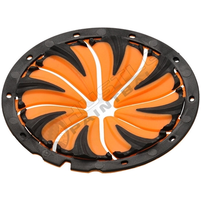 Dye Precision Rotor Quick Feed - Black/Orange