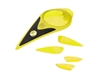 Dye Precision Rotor Loader - Color Kit - Yellow