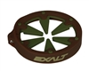 Exalt Paintball Universal Feedgate V3 - Olive/Tan (Camo)
