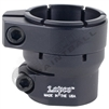 Lapco Clamping Feed 7/8 in - Universal - Bead Blasted Black