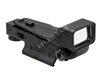 NCStar Aluminum Red Dot Sight - Gen II - Black