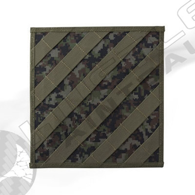 Empire Battle Tested MOLLE Plate - 45 Degree