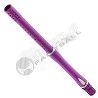 Dye Precision Glass Fiber Boomstick Barrel - Autococker - 15 inch - Purple/Silver