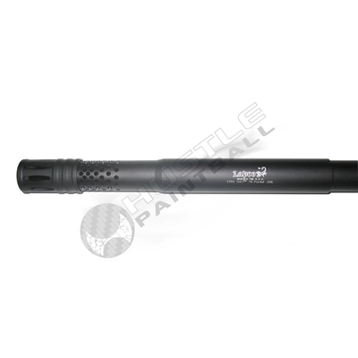Lapco STR8Shot - Tiberius T9 - 0.686 - 16 inch - Bead Blasted Black