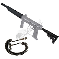 Tippmann Flatline Barrel Commando Pack - Tippmann 98