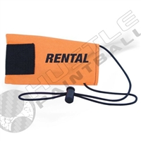 Empire Basic Barrel Bag - Orange - Rental