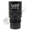 Lapco Barrel Adapter - A5/X7/ProCarb to Ion/Impulse - Black