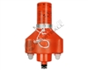 CGS Emergency Light & Smoke Lifebuoy Marker - 15 Minutes Orange Smoke