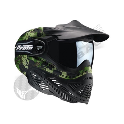 Proto Paintball 2011 Switch FS Thermal Mask - Camo