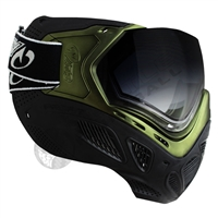 Sly Equipment Profit Paintball Mask - Black/Olive