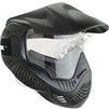 Sly Equipment Annex MI-5 Paintball Mask - Single Pane - Black