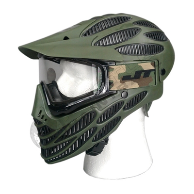 JT Spectra Flex 8 Thermal Goggle Full Cover - Olive Drab Green