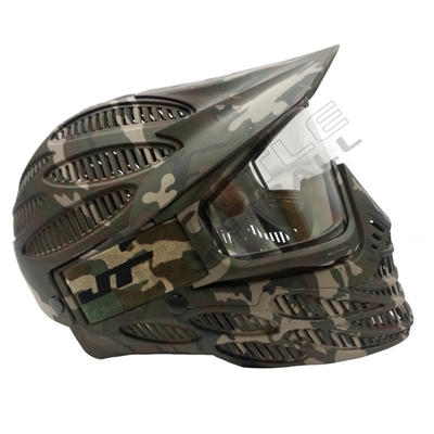 JT Spectra Flex 8 Thermal Goggle Full Cover - Camouflage