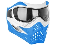 V-Force Grill Mask - Special Edition - White/Blue
