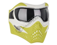 V-Force Grill Mask - Special Edition - White/Lime