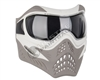 V-Force Grill Mask - Special Edition - White/Taupe