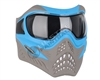 V-Force Grill Mask - Special Edition - Blue/Taupe