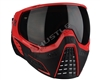 HK Army KLR Thermal Paintball Mask - Red