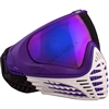 Virtue Paintball VIO Contour Thermal Goggle - White Amethyst