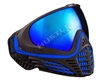 Virtue Paintball VIO Contour Thermal Goggle - Black Sapphire