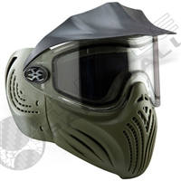 Empire Helix Thermal Paintball Mask - Olive