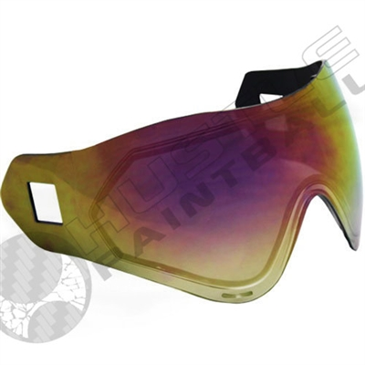 Sly Equipment Profit Thermal Lens - Red Mirror Gradient