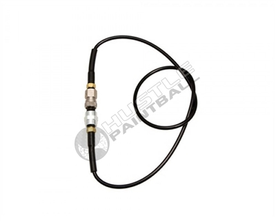 Ninja Paintball Microbore Fill Whip Hose Extension